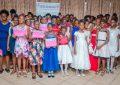 38 Girls graduate from Parushi Club SRHR Mentorship Programme