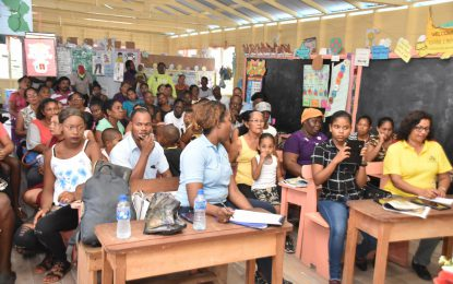 Ministerial outreaches are to address prevalent community issues