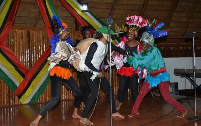 Guyana's folklore on show