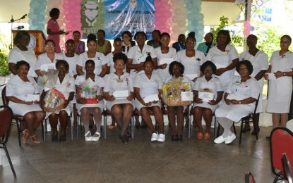 GPHC honours nurses