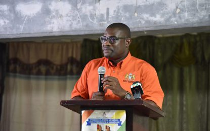 Transformational projects in pipeline for Reg. 2 – Min. Patterson
