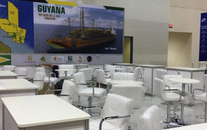 Guyana shines at Offshore Technology Conference in Houston, Texas