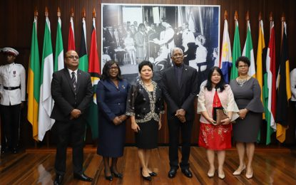 Philippine govt eyeing investments in Guyana's sugar, energy sectors