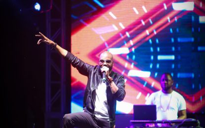 Electrifying performances at second Independence flag concert
