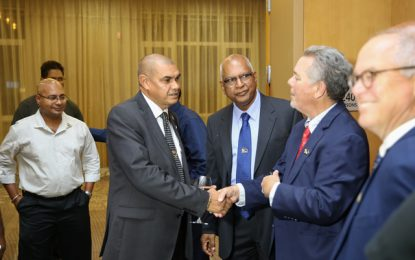 Upward business trend for Guyana