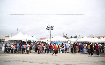Essequibo, govt is in your neighbourhood!