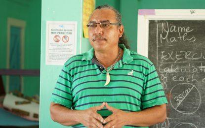Toshaos grateful for govt's work