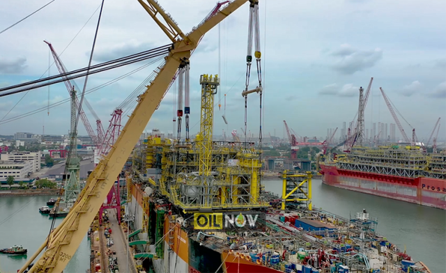 Singapore-based Dyna-Mac to work on topside modules for Liza Unity