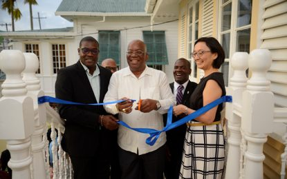 UN has a new home in Guyana