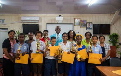 Graham's Hall student wins Primary Schools' Math Quiz