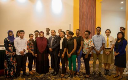 """Children of Guyana, know your history"" – PM Nagamootoo"