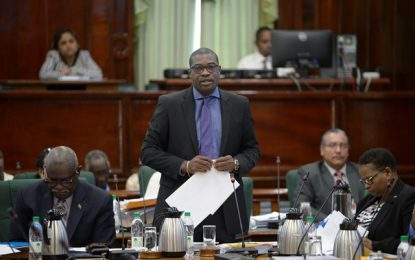 "Breach of banking privacy, a ""new low"" for opposition – Min. Patterson"