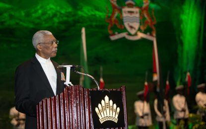 """The awards embody our nation's values"" – Pres. Granger"