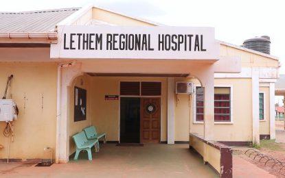 Lethem Regional Hospital expanding lab services