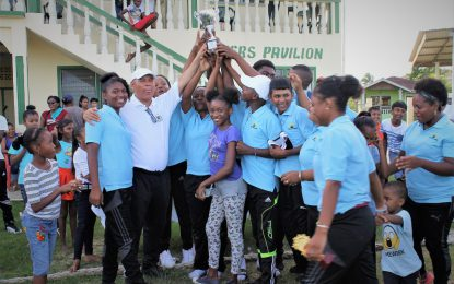 Youths taking lead in Circle Tennis re-emergence