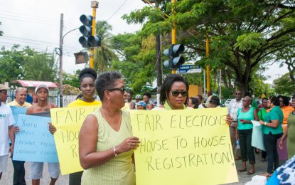 'To disenfranchise one is to disenfranchise a thousand'