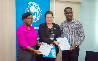UNICEF donates $4M in equipment