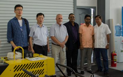 New Genequip facility launched