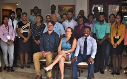 Climate Change stakeholders benefit from capacity building workshop