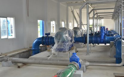 Diamond residents welcome $2Billiion water plant