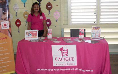 New Silvercity Secondary hosts 3-day Career fair