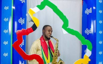 """""""I want to inspire others to become better than the best""""- Saxophonist"""