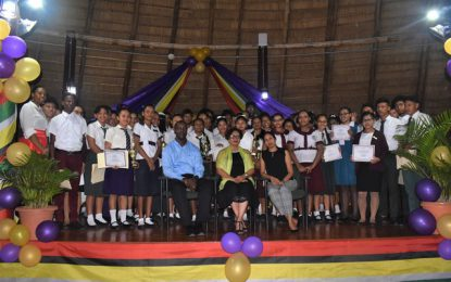 Hinterland Scholarships Division churns out 97 youths in 2019 – respective communities to benefit