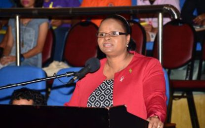 Help stamp-out TIP- Minister Lawrence urges NTC participants