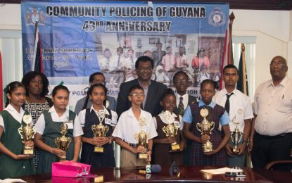 CPG continues to help youths