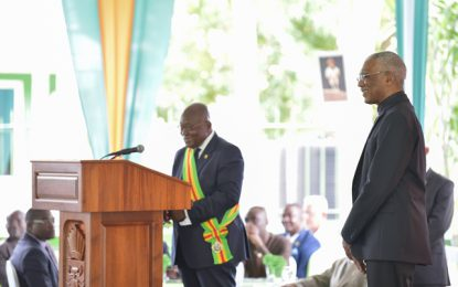 Ghana commits to assist in development of oil and gas sector
