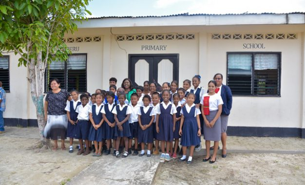 """""""We need to work together""""- Min. Cummings urges Winiperu residents"""