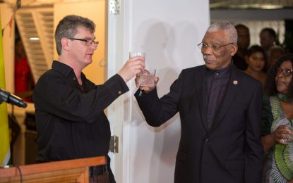 Guyana looks forward to continued collaboration with Britain – Pres. Granger