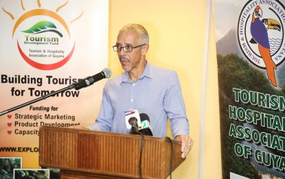 Tourism on the rise in Guyana