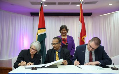 Greater transparency, accountability for Guyana!