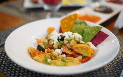 Patrons savour the flavours of Restaurant Week