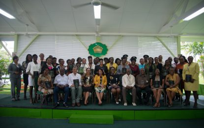 51 public servants recognised for commitment to duty