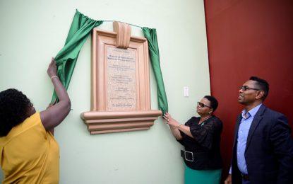$161 Million MMU annex commissioned
