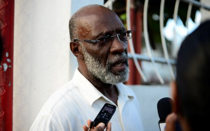 "Former GECOM Chair's illness was a ""force majeure"" – Commissioner Vincent Alexander"