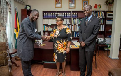 New UNAIDS director takes up post