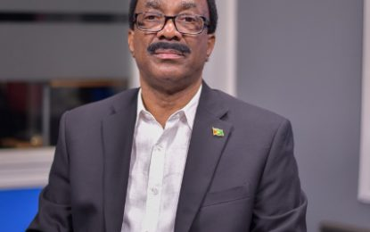 """""""There cannot be a lapse in govt, a govt must be there until elections are held"""" – AG Williams"""