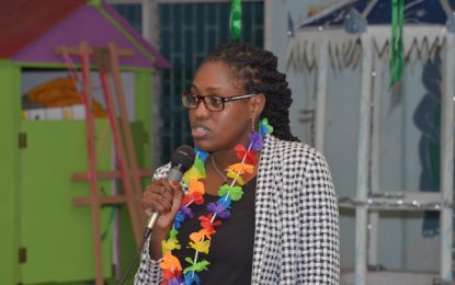 Guyanese urged to work together as a unit towards the upliftment of vulnerable youth