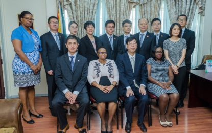 Guyana, China collaborate on traditional medicine