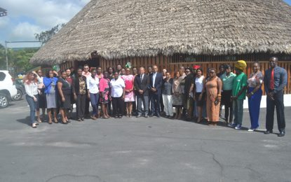 Artists, stakeholders in creative arts benefit from marketing workshop