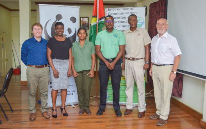 Sensitisation for mining and forestry stakeholders on environmental protection
