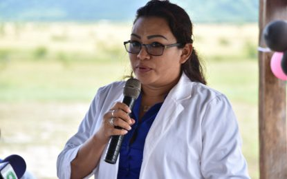 Young doctor leading healthcare in North Rupununi