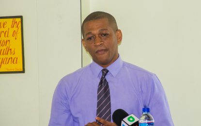 Youths shaping Guyana's future