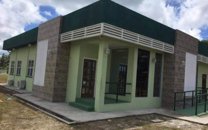 Decentralising public services – Linden Passport Office ready to serve!