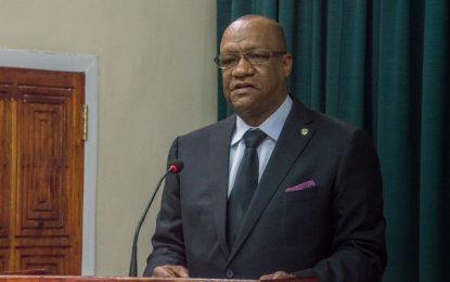 Cabinet will meet until CCJ provides clarity – DG Harmon