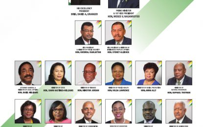 Cabinet Member Posters