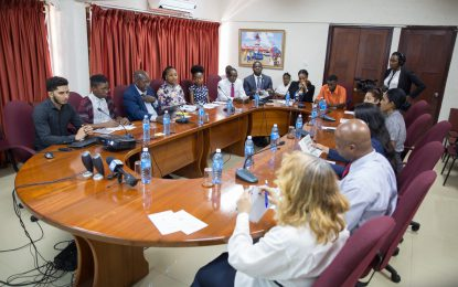 Foreign Service Workers get pointers to improve negotiation skills